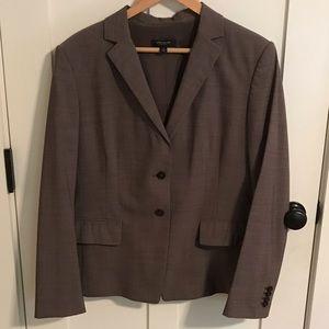 Ann Taylor Brown Pant Suit